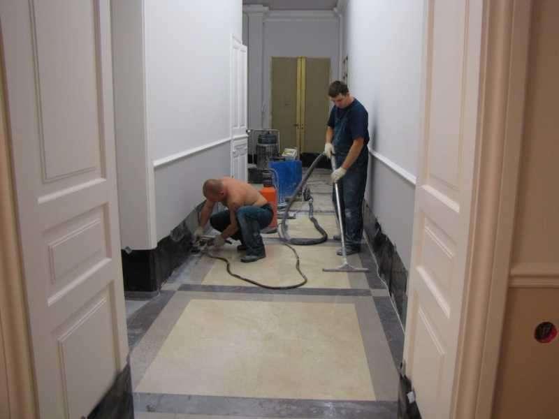 Renowacja i konserwacja kamienia naturalnego