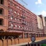 Renowacja starej cegły
